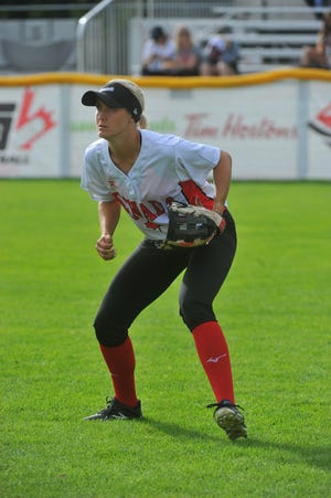Jennifer Gilbert will represent Canada in the upcoming Olympics. Gilbert played collegiately for Ball State.