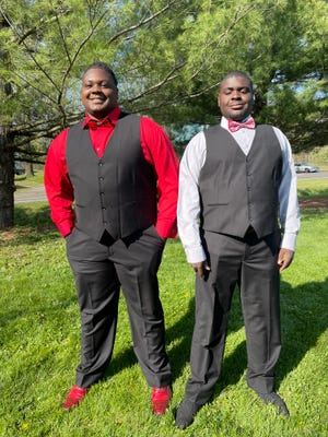 Twins Elijah Stephens and Clive Stephens, Jr., have spent most of their school career in the SWL district.