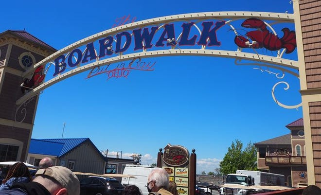 The Boardwalk is readying for a busy summer as the COVID-19 pandemic caused reduced attendance and revenues in 2020.