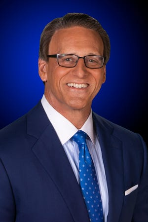 Steve Savard was named as evening anchor for KOLR, the station announced Friday, May 14, 2021.