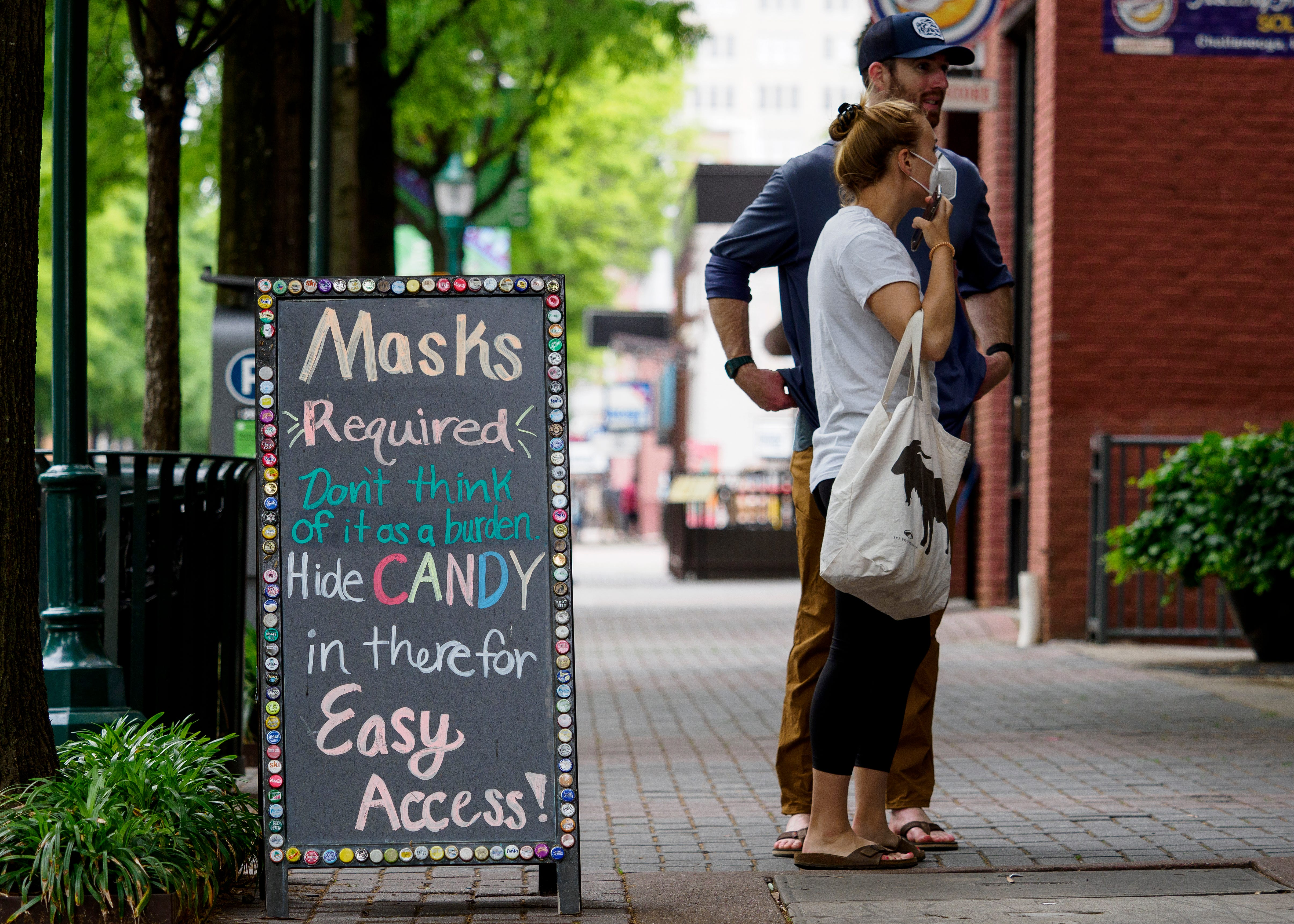 Masks still required for now at Target, Walmart, CVS and more, but retailers review new CDC mask guidance