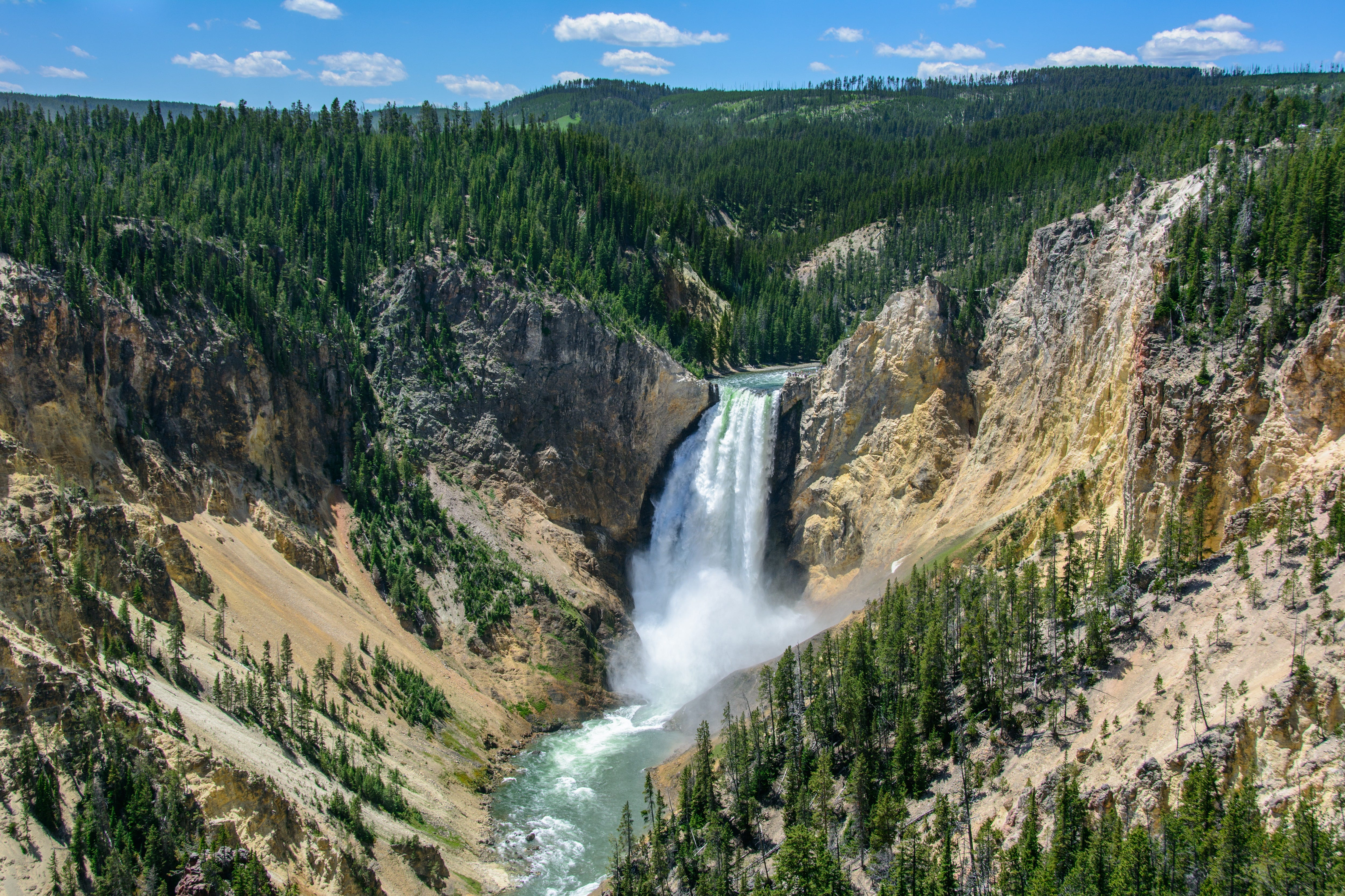 These are the 10 oldest national parks in the United States