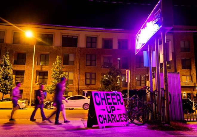 After being largely shut down during the coronavirus pandemic, Cheer Up Charlies will reopen on May 15.