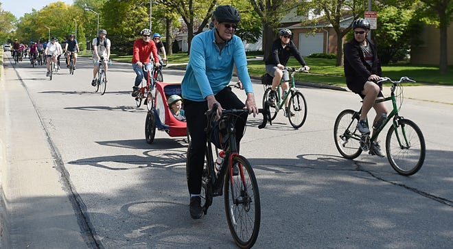 The Hopewell Downtown Partnership, Urban Cycling Group, and Hopewell Recreation and Parks will present a Community Bike Ride in Hopewell, Va. on June 5, 2021.