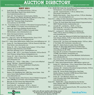 Auction directory