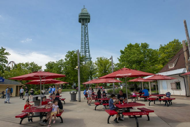 Kings Island announced new security measures after closing early due to fights on Saturday at the park.