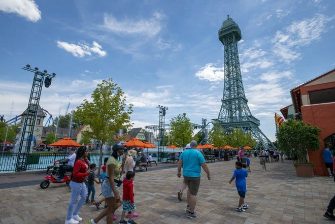 Kings Island is raising pay for its 2021 seasonal and part time positions to $15 per hour.