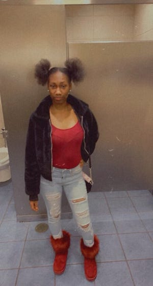 Makaila Carter, 16, went missing from her residence in Woodlawn on Wednesday.