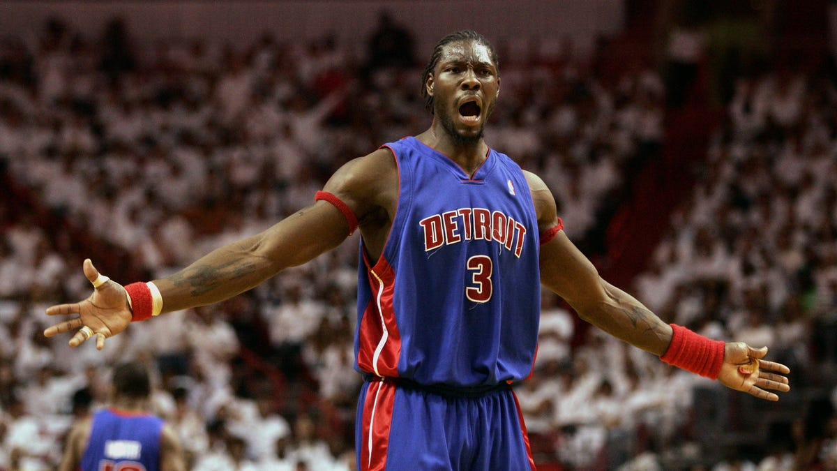 Report: Former Pistons great Ben Wallace to join Basketball Hall of Fame 1