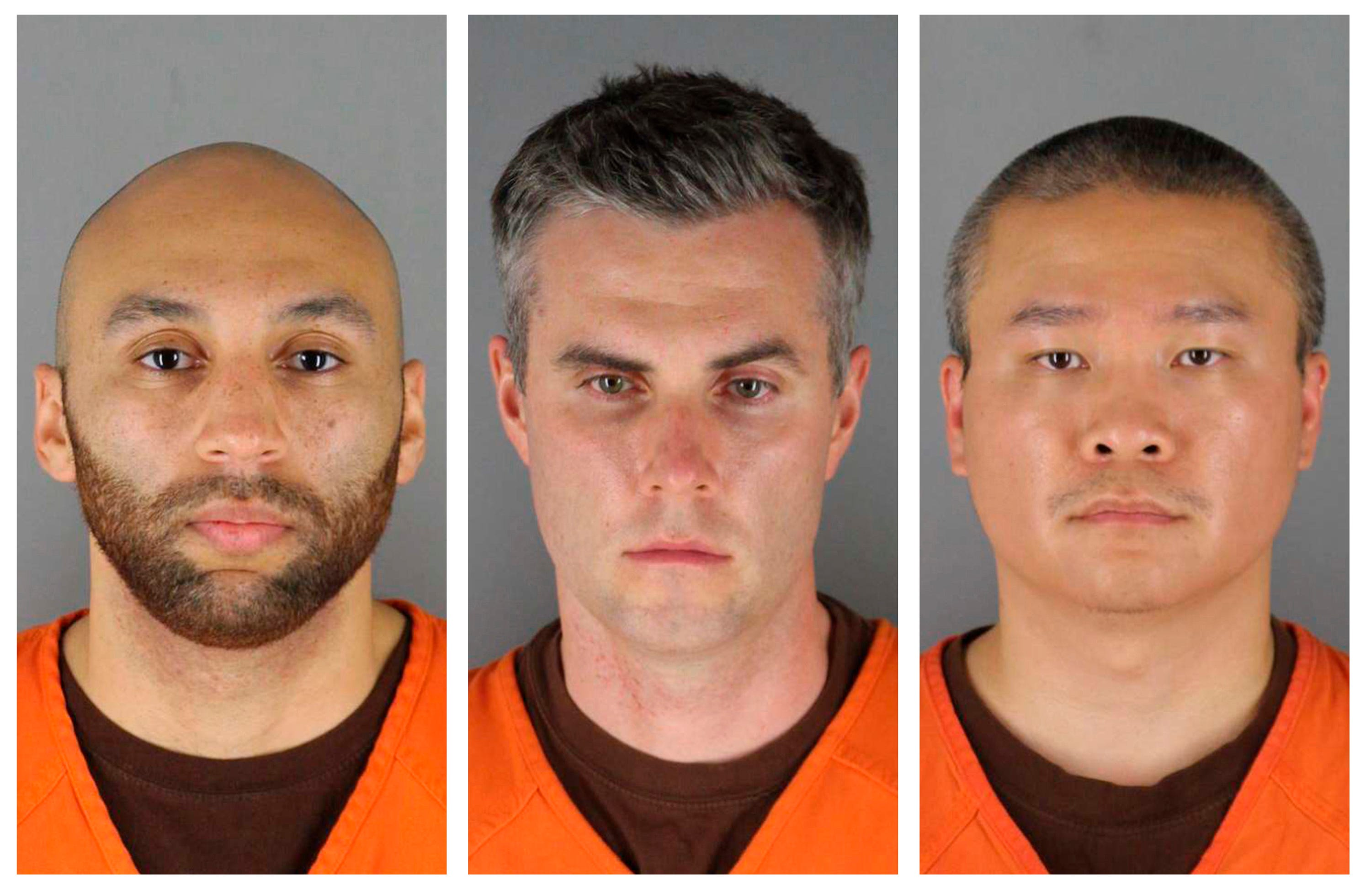 Federal arraignment in July for 3 ex-cops in Floyd's death 2