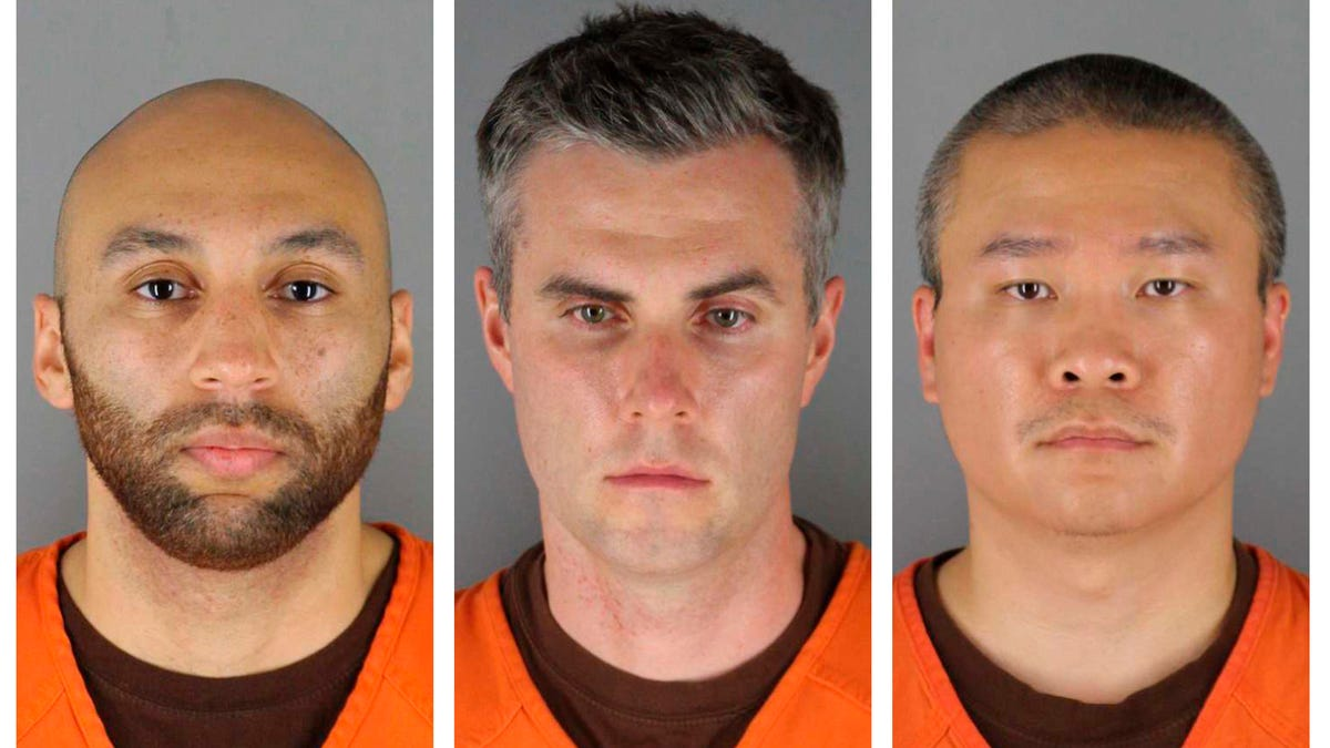 Federal arraignment in July for 3 ex-cops in Floyd's death 3