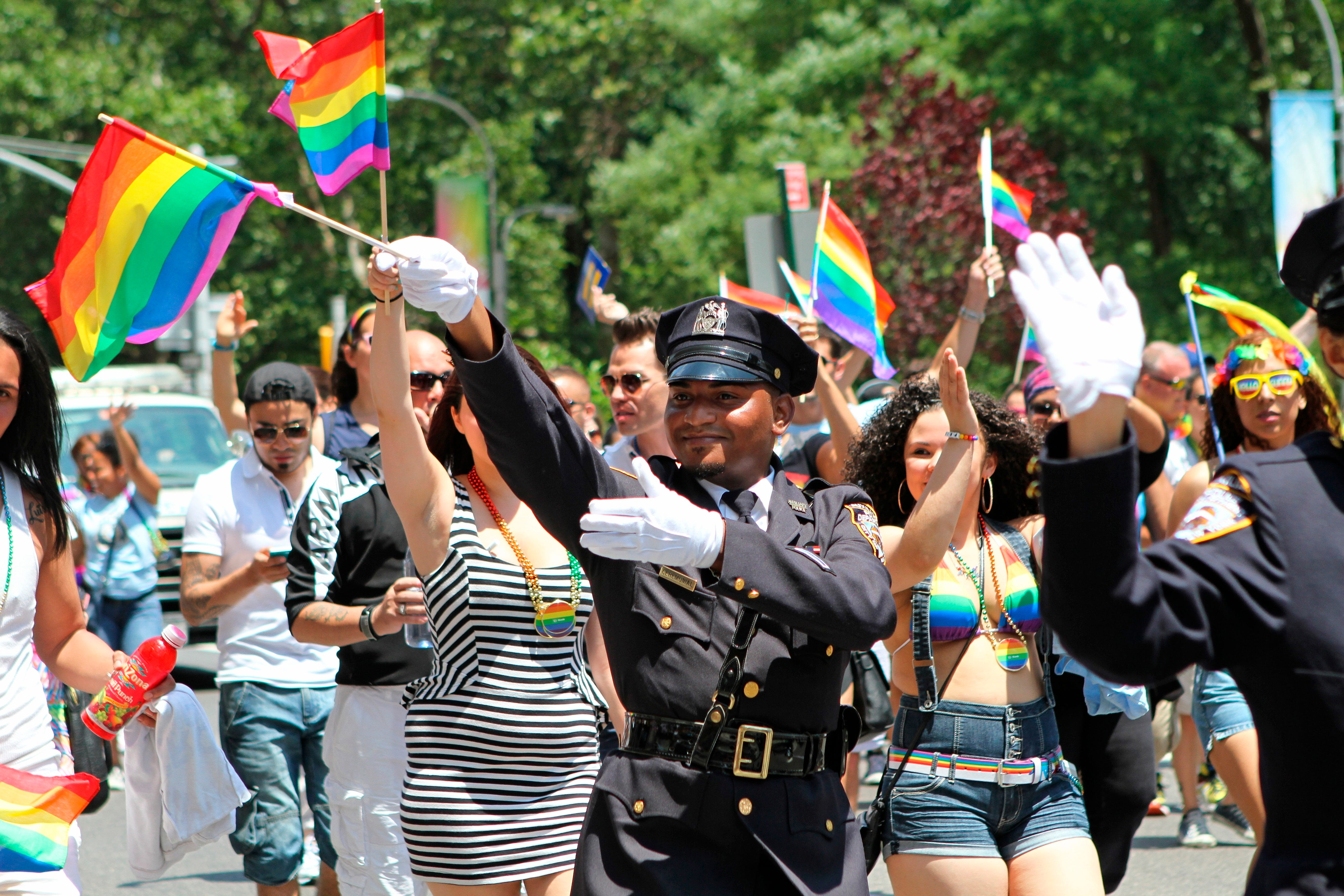 NYC Pride parade bans police; Gay officers 'disheartened' 2