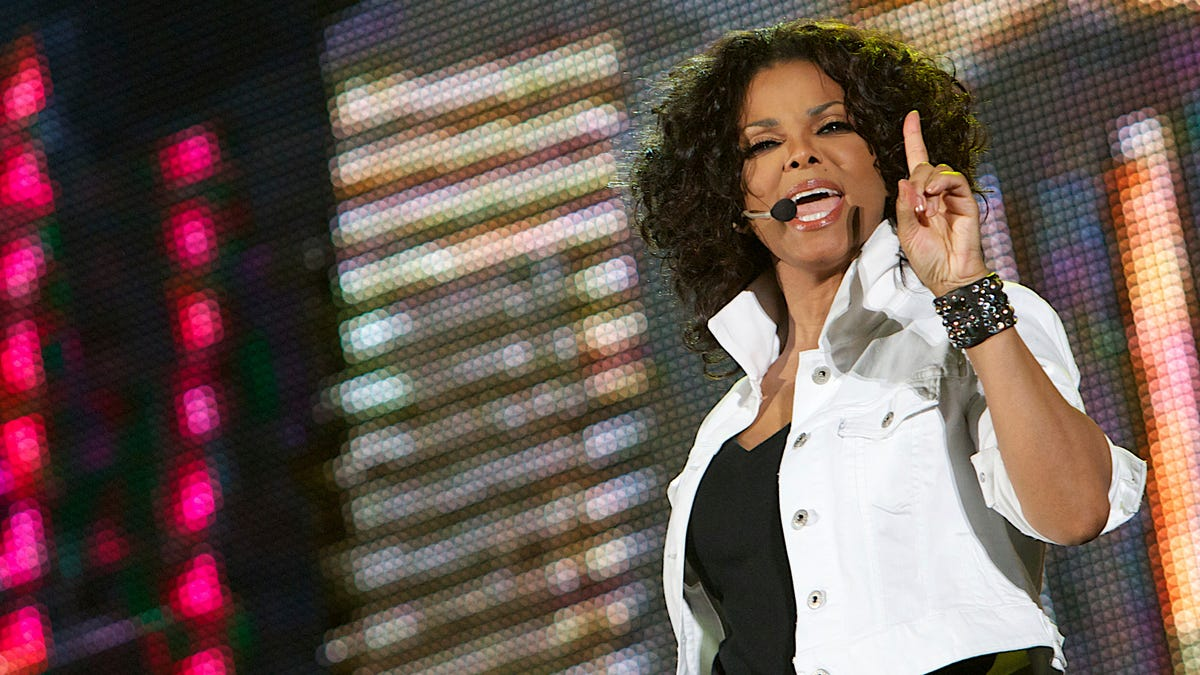 """Janet Jackson's ensembles from """"Scream"""" video sold for $125K 2"""