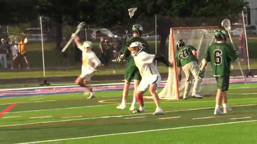 Highlights of the boys lacrosse state championship