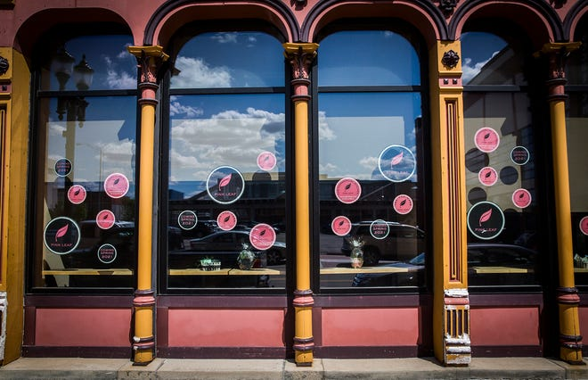 Pink Leaf has opened commercial restaurant space in the Patterson Block.
