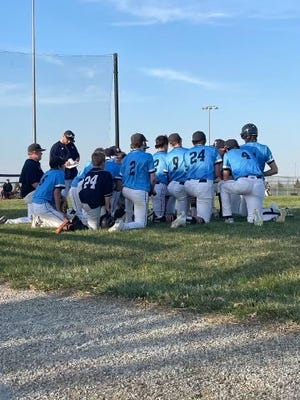 The Dell Rapids baseball team went 2-0 last week. The Class B state tournament is scheduled to start May 31 in Sioux Falls.