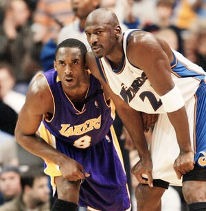 Kobe Bryant wanted to be like Michael Jordan in many ways on the field.  But those who knew him well said he would have had an entirely different speech in Hall of Fame.