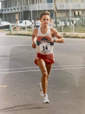 A memorial scholarship has been created to honor local legend Jeff Scuffins, a distance runner.