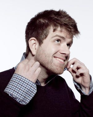 Comedian Will Noonan