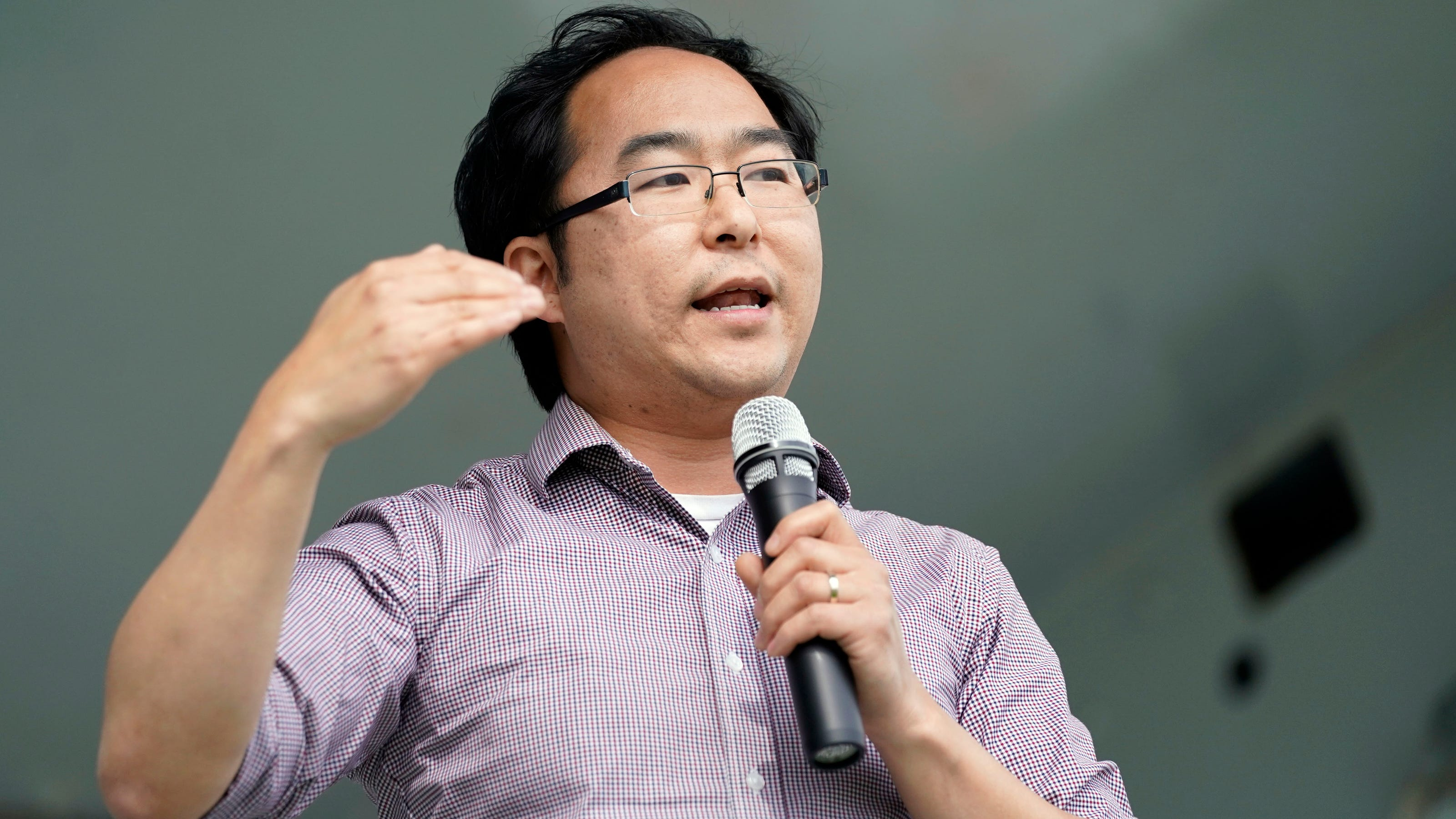 www.northjersey.com: 'Not one of us': Congressman Andy Kim responds to video by potential GOP challenger