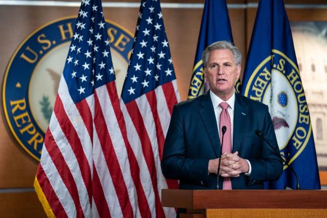 House Minority Leader Kevin McCarthy, R-Calif. (Kent Nishimura/Los Angeles Times/TNS)