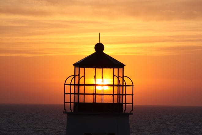 The May Sunset and Full Moon Climb at the Cape St. George Lighthouse on St. George Island will be held on Wednesday, May 26, 2021.