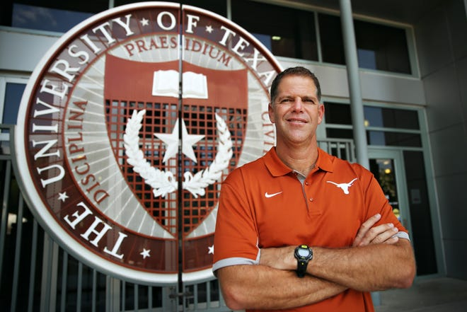 Howard Joffe became the Texas women's tennis head coach in 2015. The Longhorns advanced to the Elite Eight of the NCAA Tournament for the first time since 2005 Sunday.