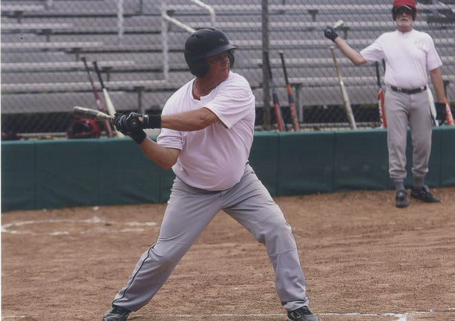 Erv Howard led the Senior Division in batting average last summer.