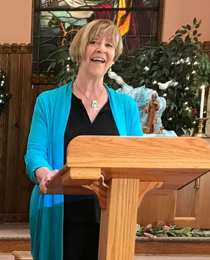 Canton resident Carol Davis received a Master of Arts in Theopoetics and Writing (MATW) Saturday, May 9, from Bethany Theological Seminary in Richmond, Indiana.