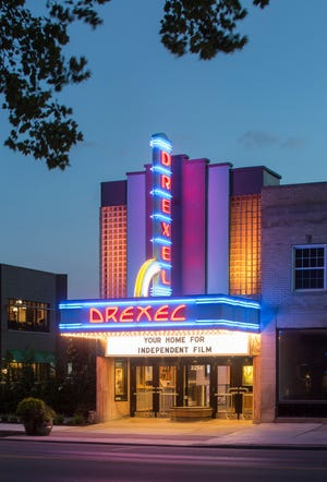 After being closed for more than a year because of the pandemic, the Drexel Theatre will reopen on May 27.