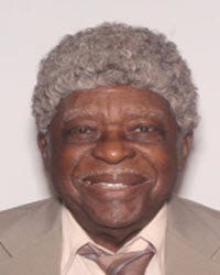 Ralph Burley, 95, is missing. The Mount Dora man left his residence at 9:20 a.m. Sunday.