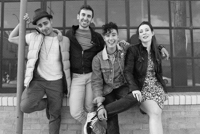 """""""These Thems"""" is an award-winning series is about four queer friends in New York City."""