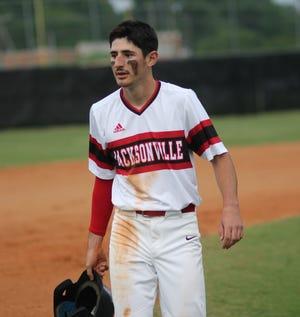 Jacksonville's Cooper Ferguson.