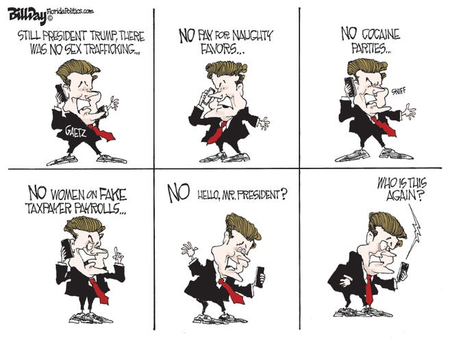Today's editorial cartoon (May 19, 2021)
