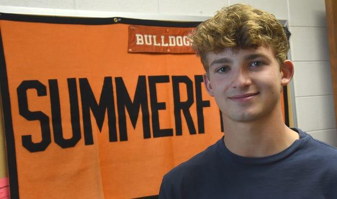 Brandon Thompson of Summerfield has been named to the MHSAA Student Advisory Panel.