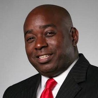 Petersburg City Councilor John A. Hart Sr., shown in this undated photo, has represented Ward 7 since 2015.