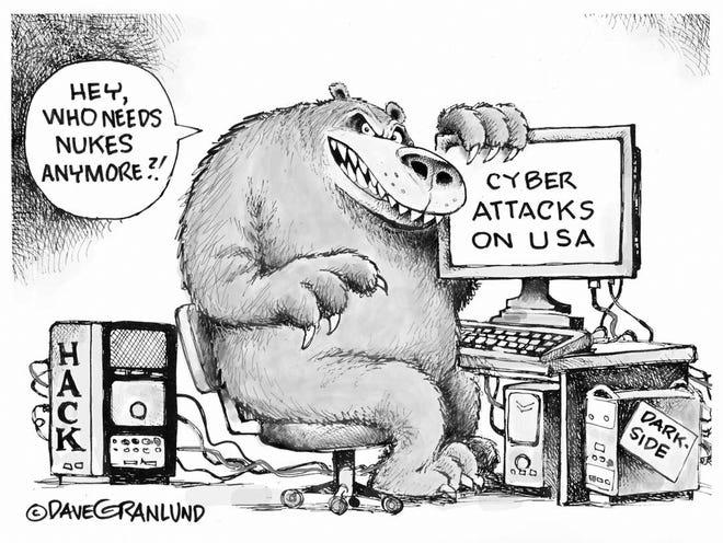May 19 editorial cartoon