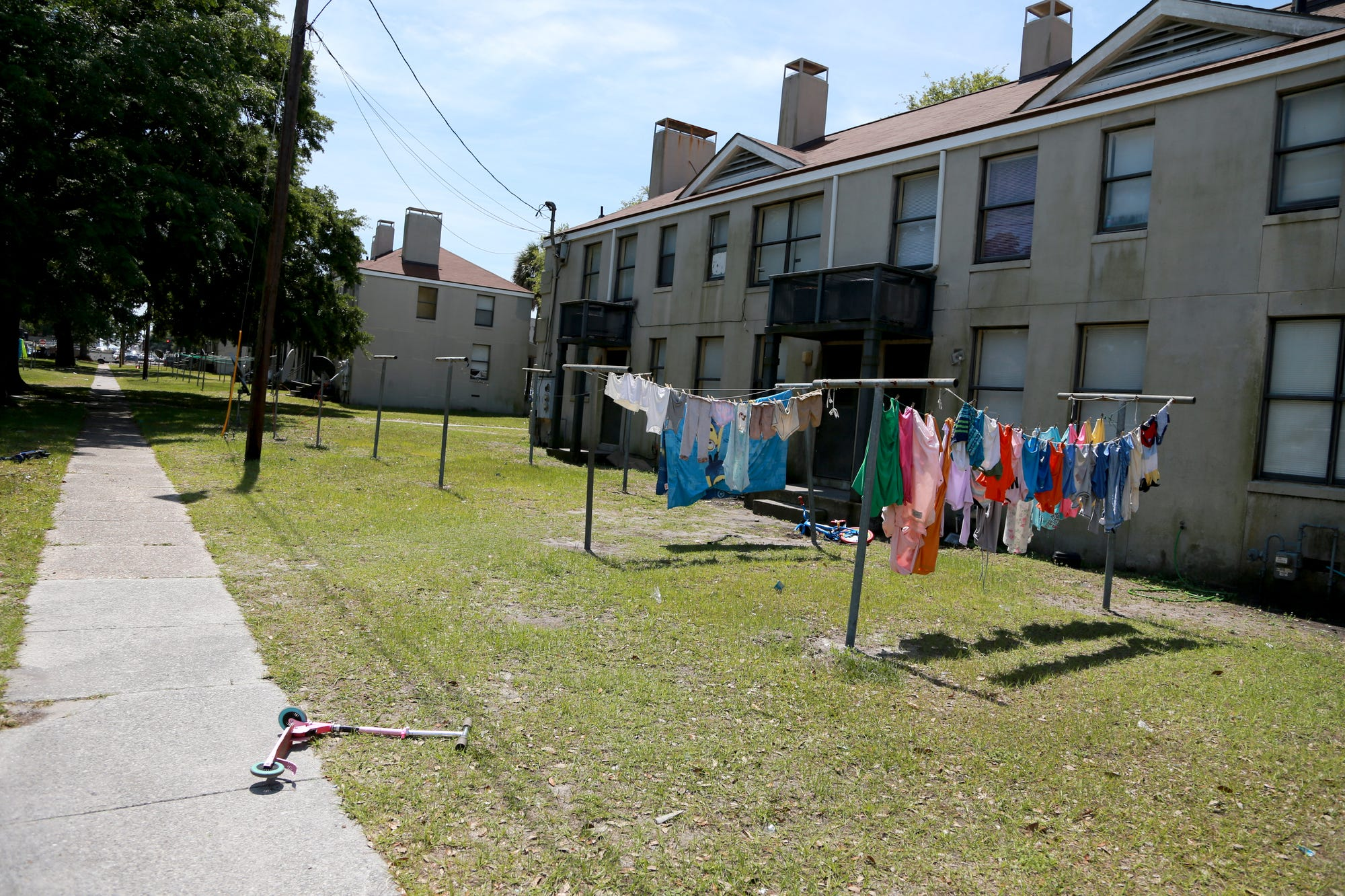Section 8 housing program reinforces Jim Crow pattern across the South, data shows