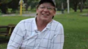 Lu Griffiths, shown here, was killed in an explosion last week at his home more than three miles north of Holton.