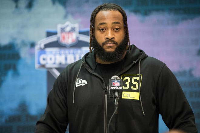 Former TCU offensive lineman Lucas Niang will finally get his shot at playing for the Kansas City Chiefs after being drafted last year and sitting out because of the COVID-19 pandemic.