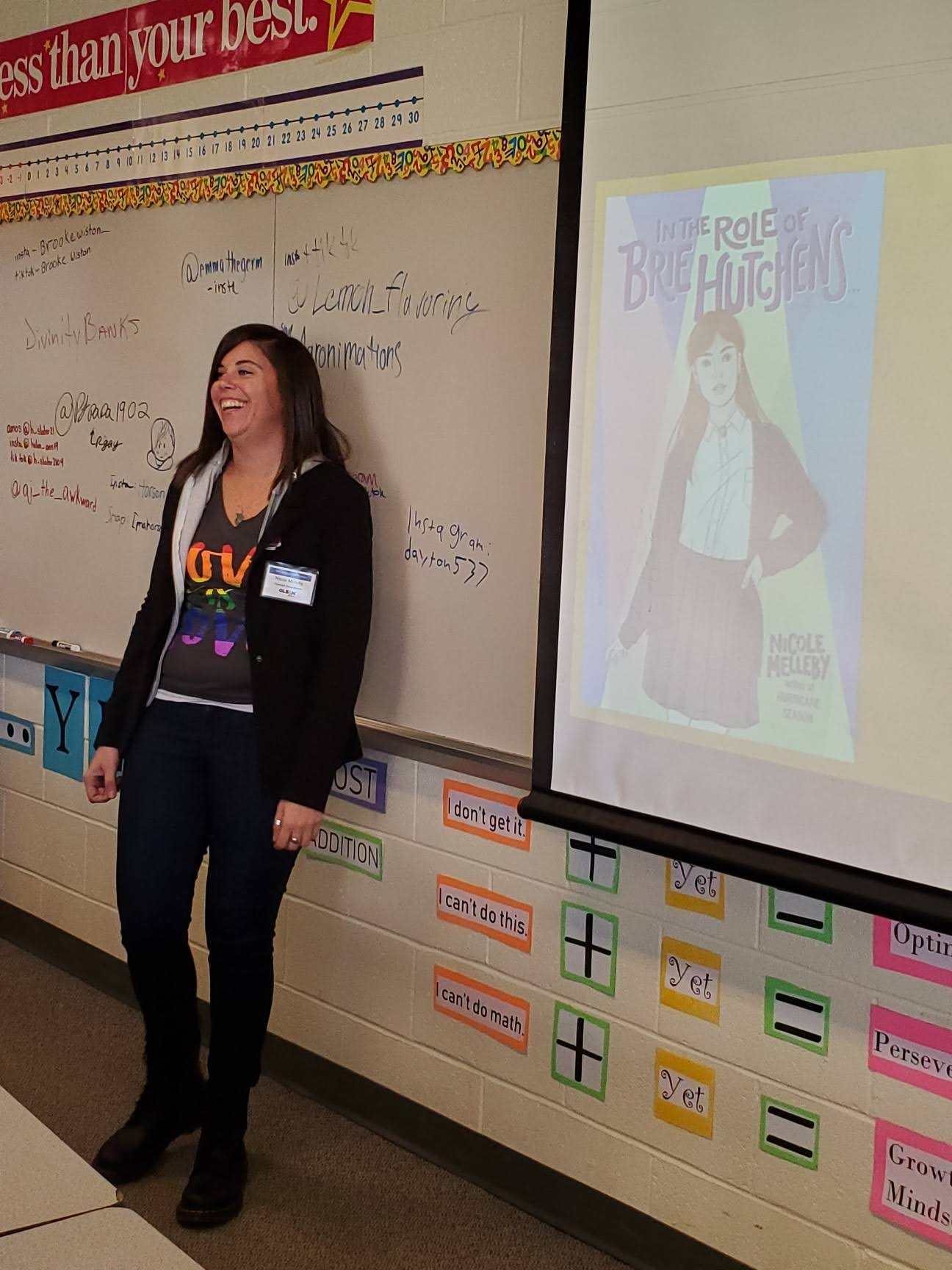 New Jersey author explores mental health, LGBTQ topics for young readers: 'Very much kid issues as well'