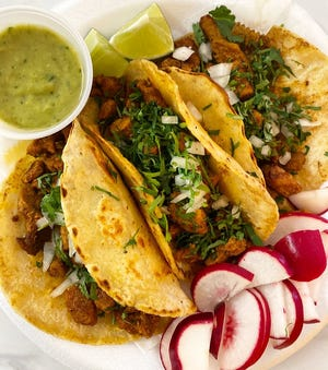 Enjoy tacos and taco-inspired foods this weekend at Rockin' Taco Festival.