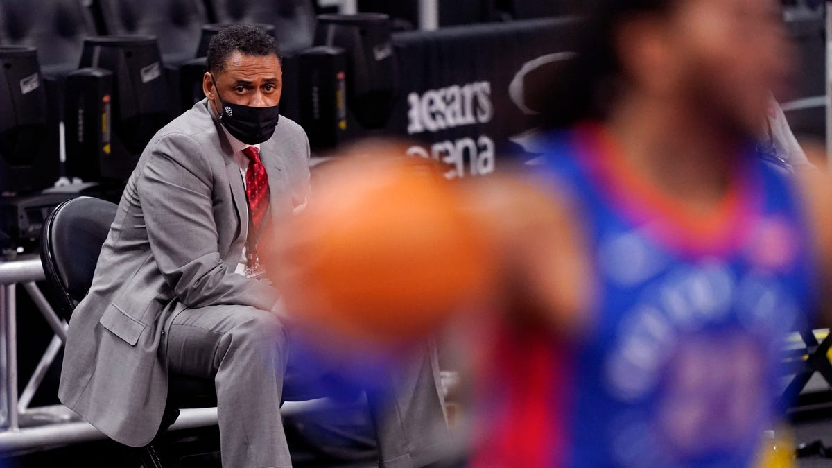 Pistons' Troy Weaver: 'The record stinks' but there's optimism 1
