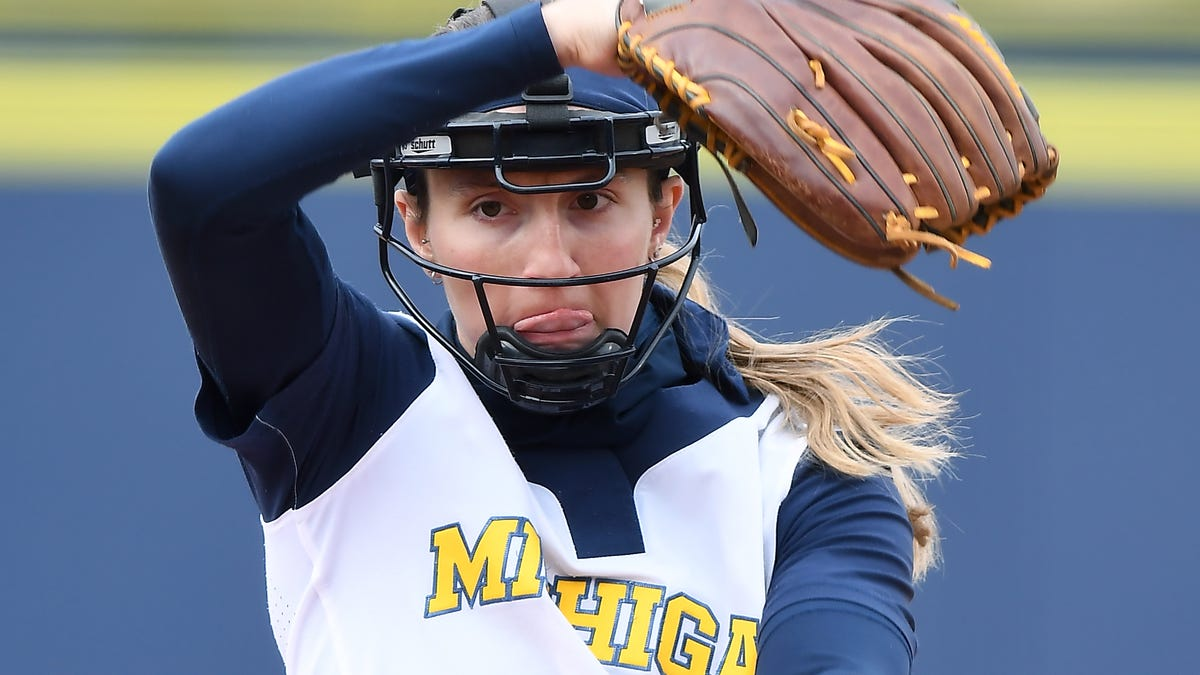 'Outmatched': Michigan softball downed by Washington outburst in NCAA Regional decider 2