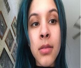 Police are searching for a missing 17-year-old Howell teen, Minushka Ostrowski.