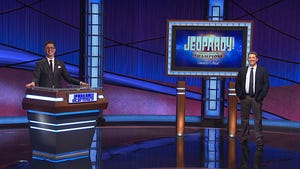 """Louisville playwright Steve Moulds will compete in the """"Jeopardy!"""" Tournament of Champions, competing against other past winners for $250,000."""