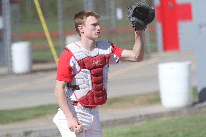 Shelby's Blaine Bowman was named first team All-Mansfield News Journal for the 2021 season.
