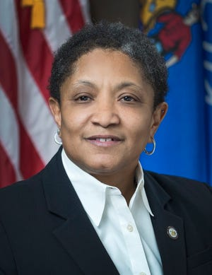 Tina Virgil is the head of the Division of Law Enforcement Services at the state Department of Justice. She has filed a complaint with the U.S. Equal Employment Opportunity Commission alleging a hostile work environment and racial and gender discrimination at the department.