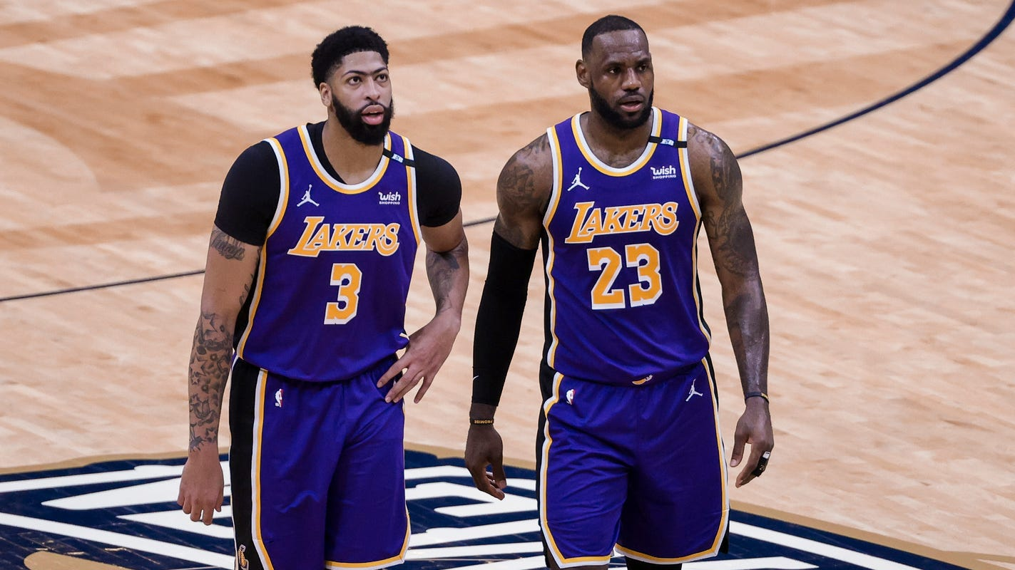 Can Lakers win NBA title at No. 7? 'It will be the hardest challenge any team has ever had'