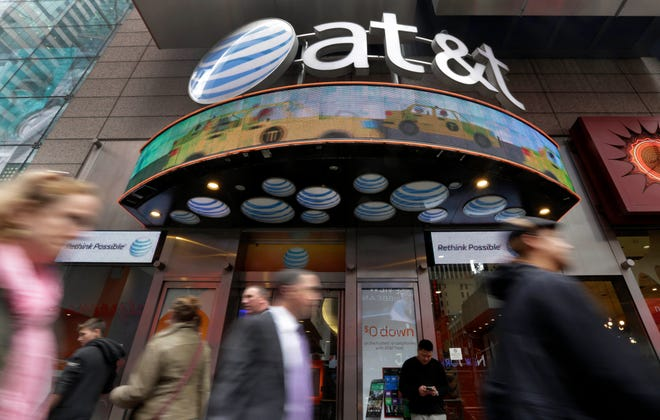 AT&T made a $43 billion deal with Discovery.
